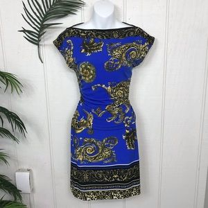Saint Tropez West dress size 10.